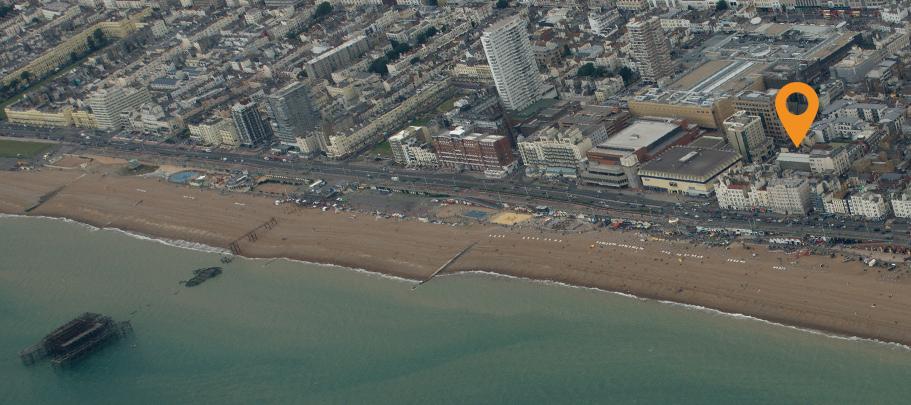 Activities in Brighton